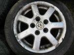 Диск колесный алюминиевый 15дюй - Volkswagen Passat (B5) (1996->2000)