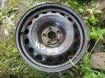 Диск колесный стальной 16дюй - Volkswagen Golf 4 (1997->2003)